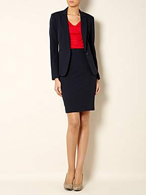 Black suit from House of Fraser